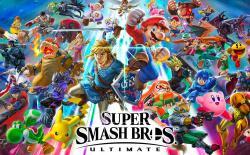 Super Smash Bros Ultimate website