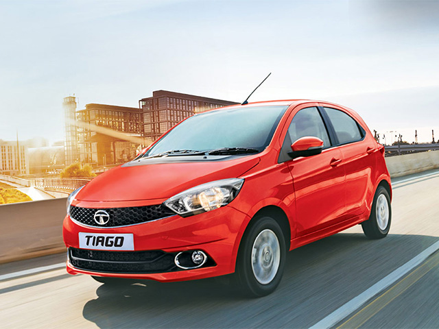 Tata Tiago Electric Cars