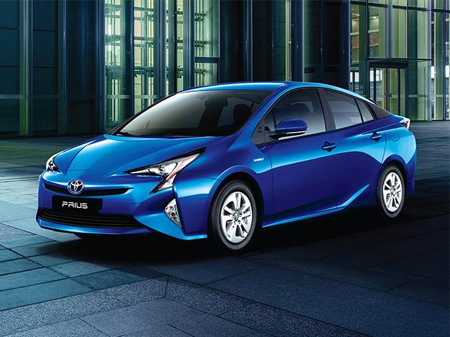 Toyota Prius Electric Cars