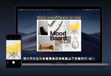 Use Continuity Camera on macOS Mojave