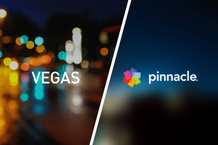 VEGAS Movie Studio Platinum vs  Pinnacle Studio: Battle of