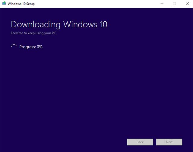 Windows 10 Installation Media 6