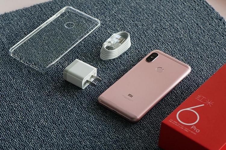 Xiaomi Reveals Redmi 6 Pro Official Photos, Specs Ahead of June 25 Launch