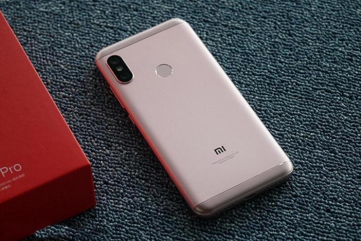 Xiaomi Redmi 6 Pro website9