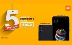 Xiaomi Redmi Note 5 tweet website