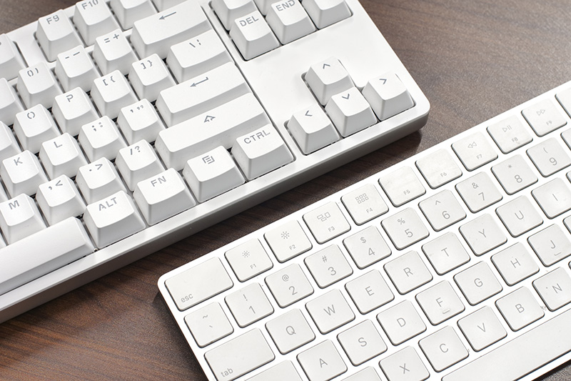 Xiaomi Yuemi Mk01 Mechanical Keyboard Review Great For Typing Bad For Gaming