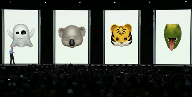 With iOS 12 Apple Adds 'Memoji', an Animoji Based on Your Looks and Personality
