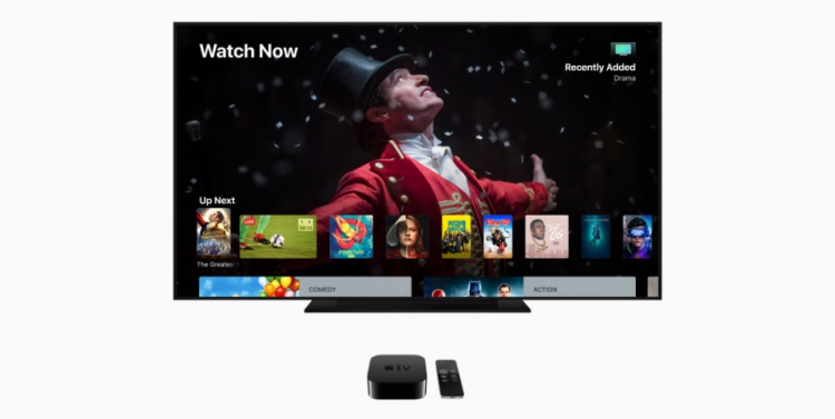 apple tv tvOS updates