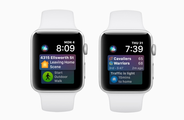 Apple Introduces watchOS 5 With Auto Workout Detection, Yoga Mode, Walkie-Talkie, Web Browsing and More