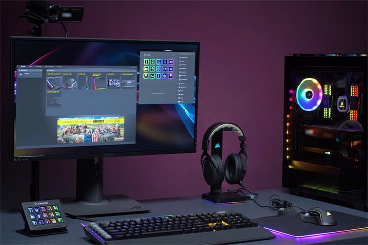 Corsair Acquires Streaming Hardware Company Elgato Gaming