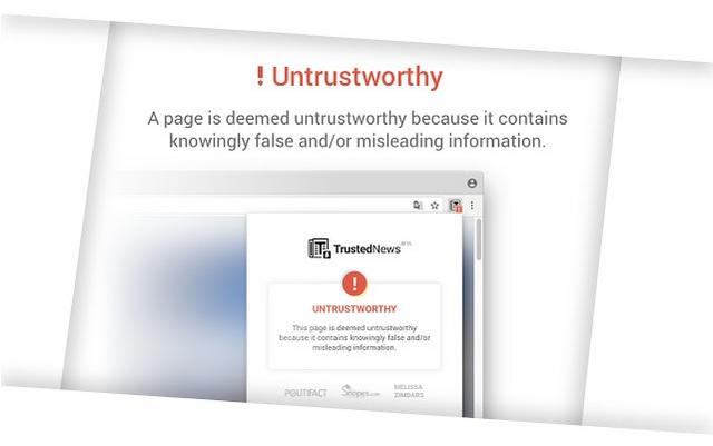 Adblock Plus Maker's Chrome Extension Uses Blockchain to Spot Fake News