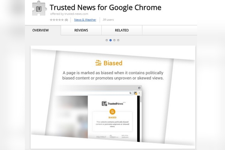Adblock Plus Maker's Chrome Extension Uses Blockchain to Spot Fake