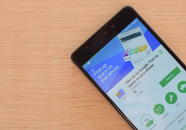 Google's Files Go App Now Offers 4x Data Transfer Speed, Enhanced Security