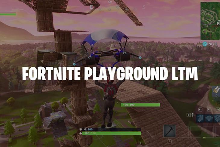 fortnite playground ltm