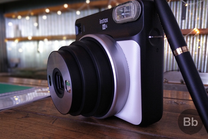 Fujifilm instax SQUARE SQ6 Hands On