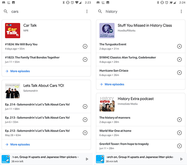 Google Podcasts Review: Putting Podcasts Front and Center