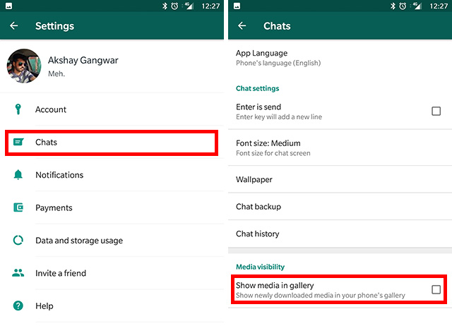 How to Hide WhatsApp Photos and Videos from Gallery | Beebom