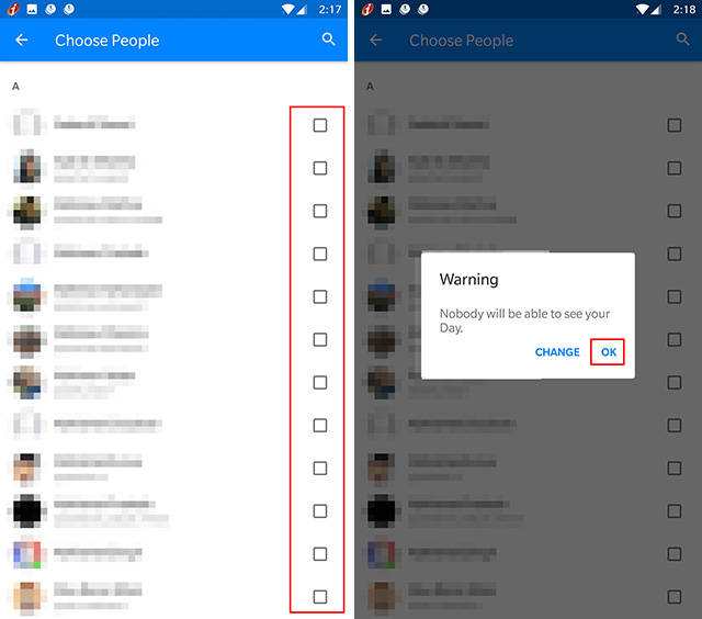 How to Hide Messenger Stories from Everyone | Beebom