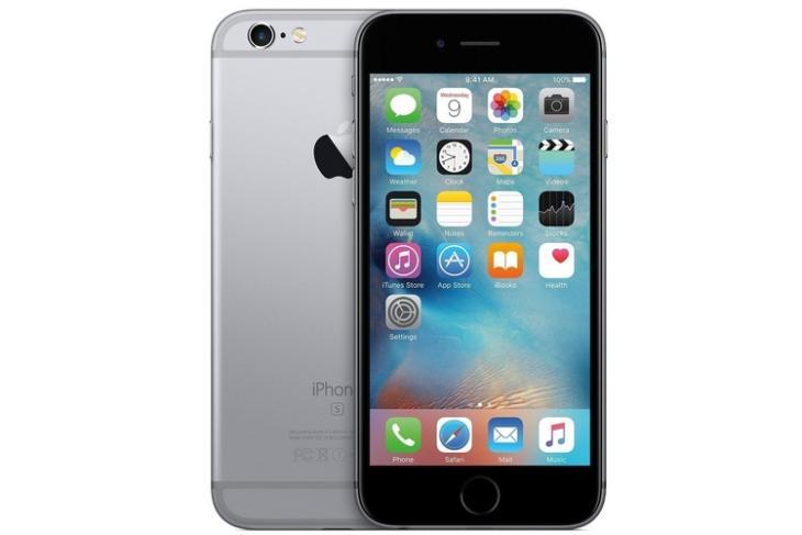 iPhone 6s website