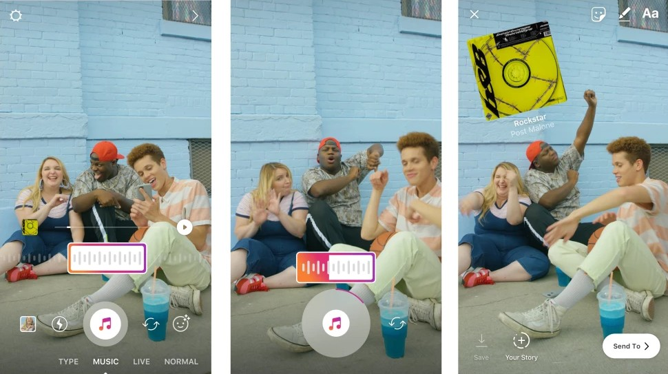 Instagram Now Lets You Add Music To Stories