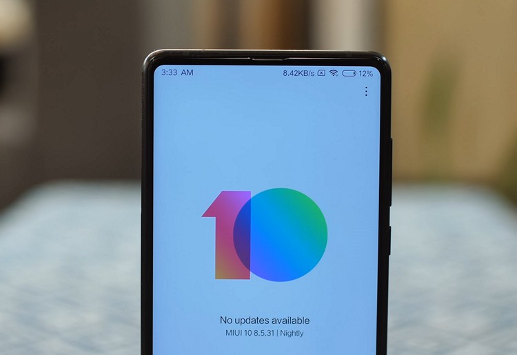 MIUI 10 Global Version Set to Release Tomorrow in India