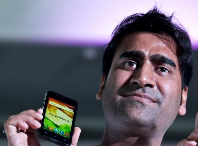 Mohit Goel, Man Behind the Freedom 251 Phone, Arrested in Money Extortion Case