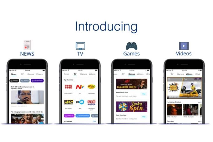 paytm inbox news games live TV cricket launched