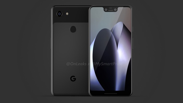 Alleged CAD-Based Renders Of Pixel 3, Pixel 3 XL Show Off The Complete Design