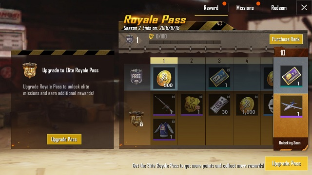 PUBG Mobile Season 3 Royale Pass Will Go Live On August 22 | Beebom
