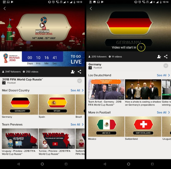 All The Apps You Need For the 2018 FIFA World Cup: RealFevr