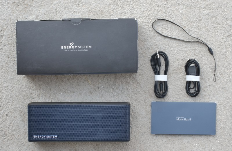 Energy Sistem Music Box 5 Review: High on Clarity, Low on Bass