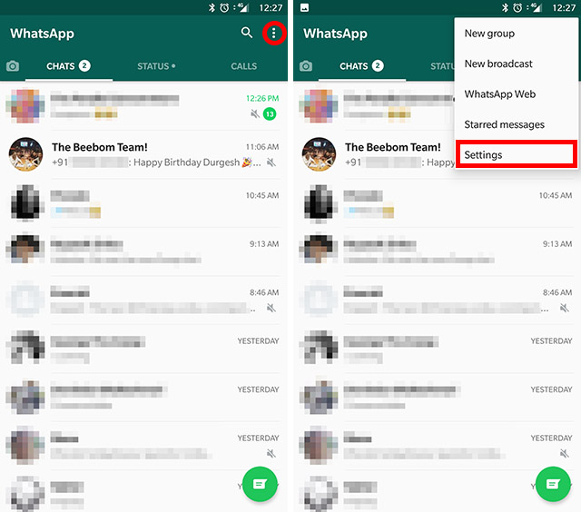 how to hide whatsapp photos and videos from gallery