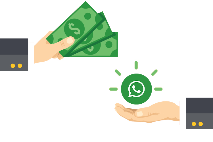 Now Send Money to Any UPI ID Using WhatsApp