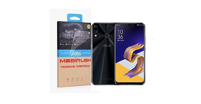 5. Mobirush Premium Screen Protector for Asus Zenfone 5Z