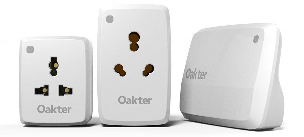 oakter smart home google home