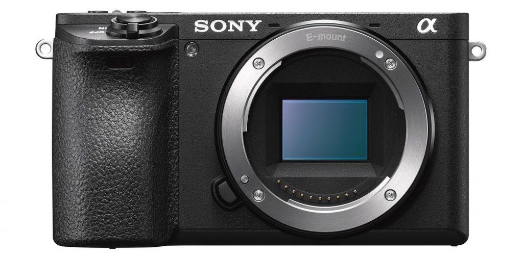 Sony Alpha A6500 4K Shooting Cameras