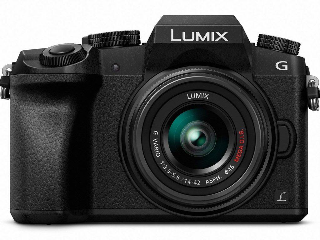 Panasonic Lumix G7 4K Shooting cameras