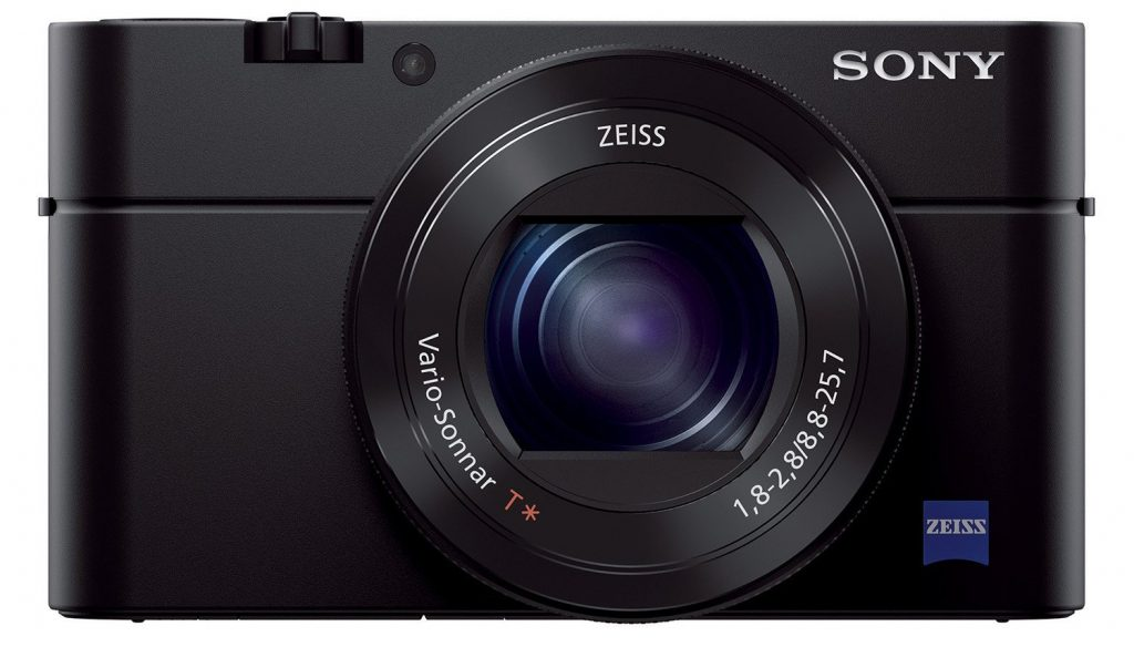 Sony cybershot RX100M4 4K Shooting Cameras