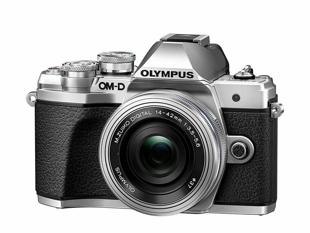Olympus Mark III 4K shooting cameras