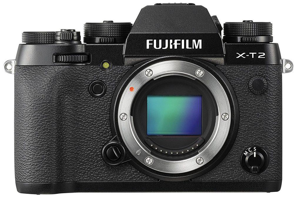 Fujifilm X-T2 4K Shooting Cameras