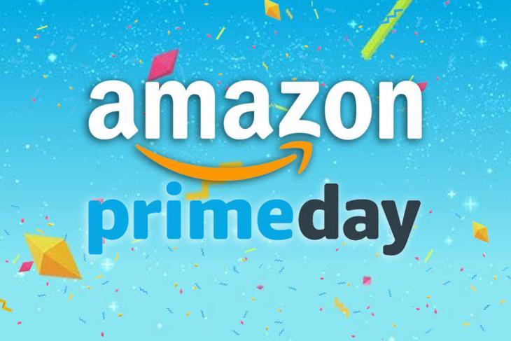 Amazon Prime Day 2018 website