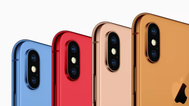 Apple iPhone Color Options