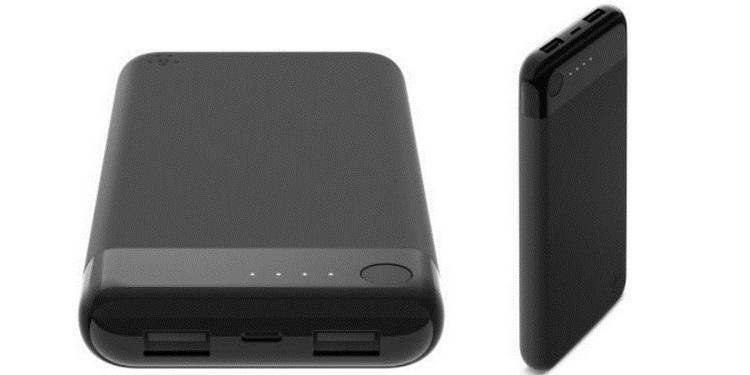 Belkin's Apple-Certified 10,000mAh Lightning Power Bank Up For Pre-Order
