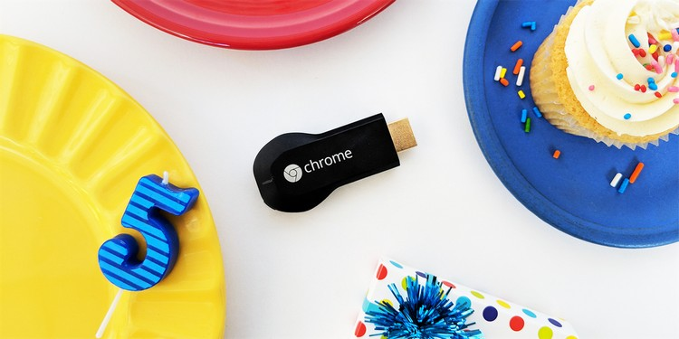 Google Shares the Story Behind Chromecast on its 5th Anniversary