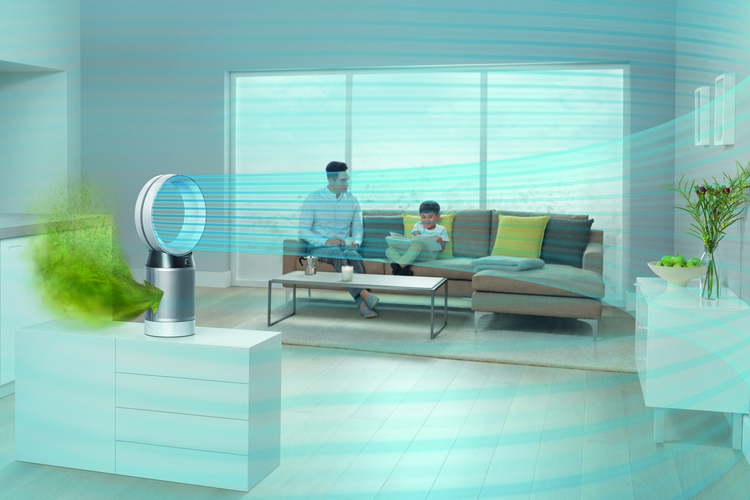Dyson Launches Cyclone V10 Absolute Pro Vacuum Cleaner and Pure Cool Air Purifiers in India