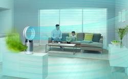 Dyson Pure Cool Air Purifier website