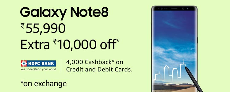Galaxy-Note8 Offers