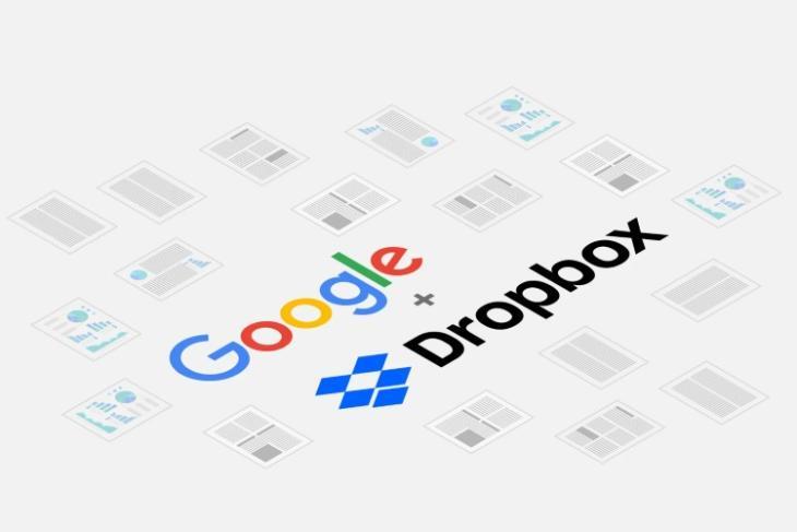 Google Dropbox Gmail Featured
