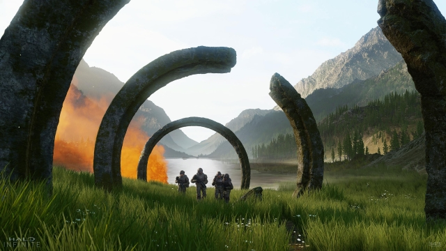 Halo Infinite Will Not Have Battle Royale, Says Developer 343 Industries