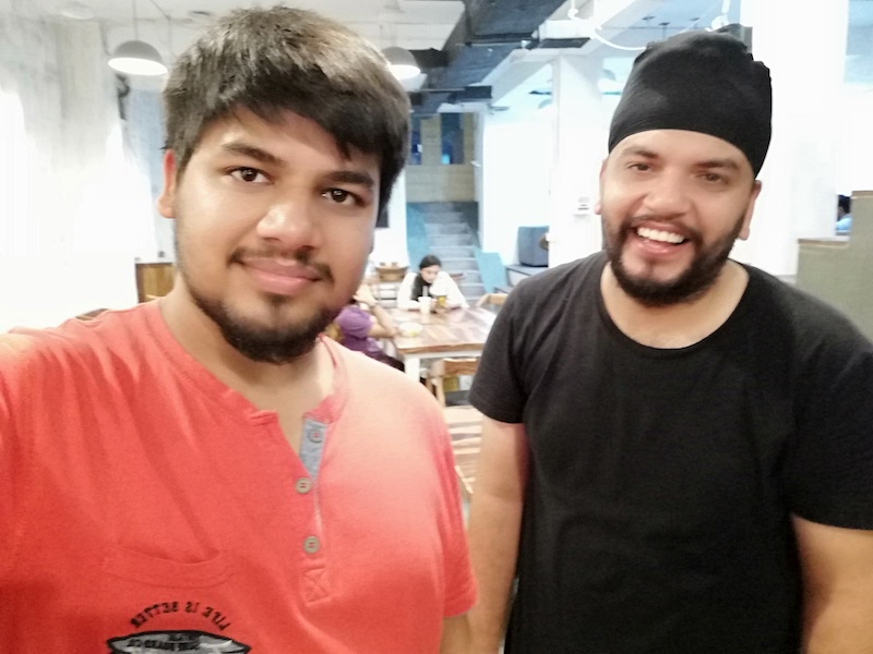 Honor 9N Selfie1